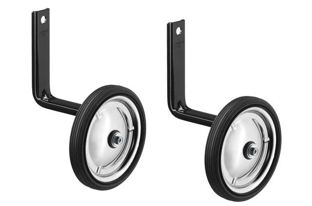 Боковые колесики для велосипеда своими руками